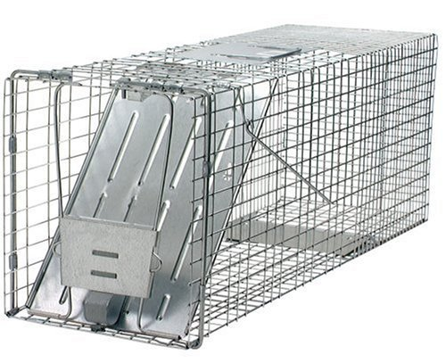 Trap Woodstream 1079 32-Inch Live Animal Cage