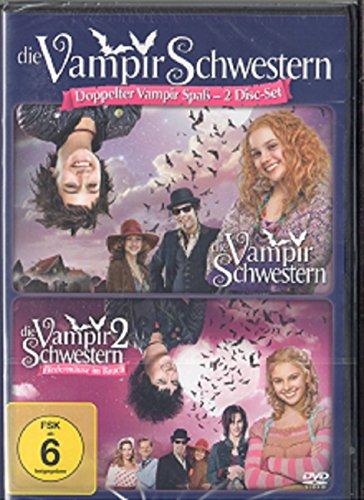 Die Vampirschwestern 1+2 [2 DVDs] Doppelpack Edition