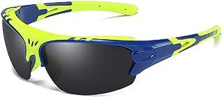 N/F - TEYUN Las Lentes durables con Estilo Gafas de Sol Deportivas polarizada UV400 Protección de conducción Ciclismo Pesca Golf Correr