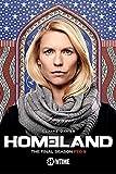 HHGGF Homeland Movies Poster Drucke Leinwand Wandkunst