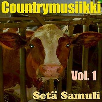 Countrymusiikki, Vol. 1