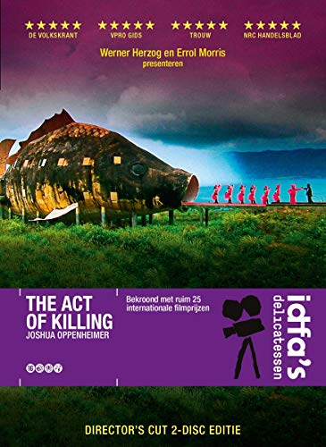 DVD - Act Of Killing (1 DVD)