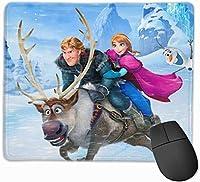 マウスパッド Frozen キーボードパッド ゲーミング マウスパッド 3D柄プリント パソコン 周辺機器 防水 滑り止め 耐久性が良い 高級感 えるマウスパッド