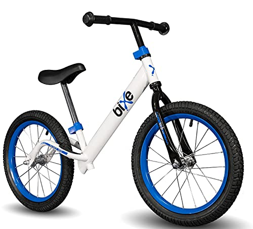 Bixe 16' Pro Balance Bike for for Big Kids 5, 6, 7, 8 and 9 Year Old - No...