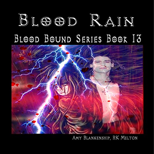 Blood Rain  By  cover art