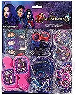 Assorted Descendants 3 Kids Value Pack Favor- 48 pcs.