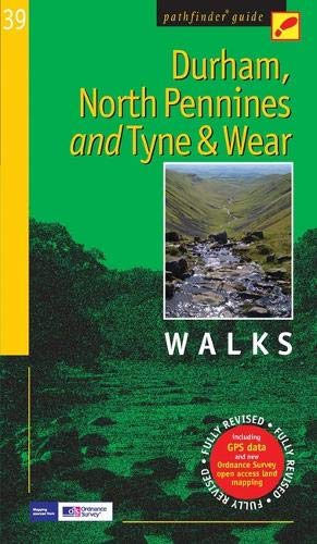 PF (39) DURHAM, NORTH PENNINES & TYNE AND WEAR: Walks (Pathfinder Guide)