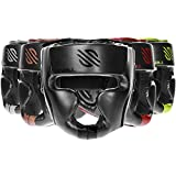 Sanabul Essential MMA Boxing Kickboxing Head Gear (Green,...
