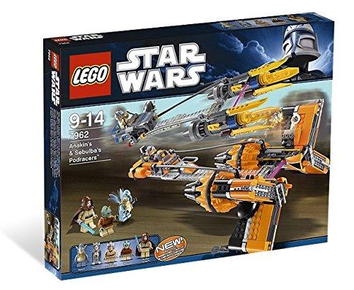La mejor comparación de Lego Anakin Skywalker  . 7