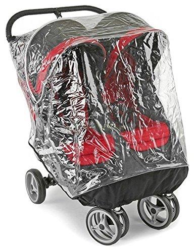 Baby Jogger Protection contre la pluie City Mini/GT Gemelar