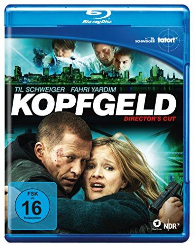 Tatort - Kopfgeld (Director's Cut) [Blu-ray]