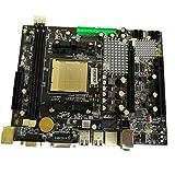 ZHEBEI A78 placa base DDR3 de memoria compatible con AM2/AM3/938 pines de doble núcleo de cuatro núcleos AM2/940 pines AM3/placa base AMD de 938 pines