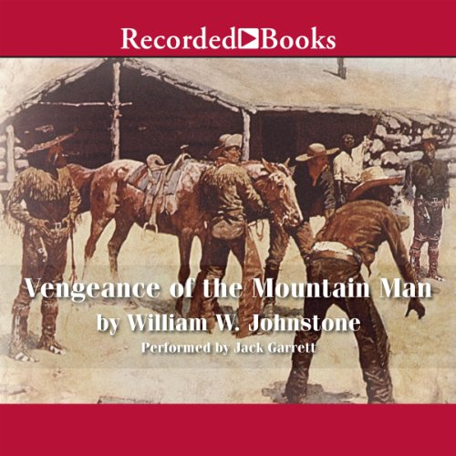 Vengeance of the Mountain Man cover art