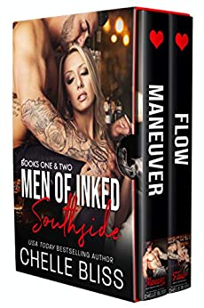 Men of Inked Southside: Books 1 & 2 (English Edition) van [Chelle Bliss]
