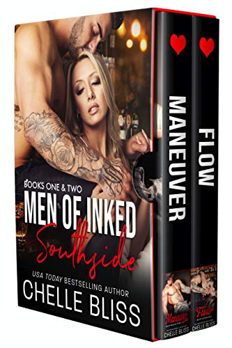 Men of Inked Southside: Books 1 & 2 by [Chelle Bliss]