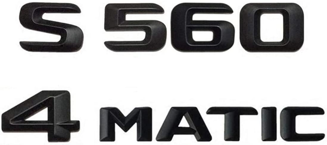 1 set Matte Black ABS Store Rear Ranking TOP18 Trunk Letters Emb Badges Emblem Badge