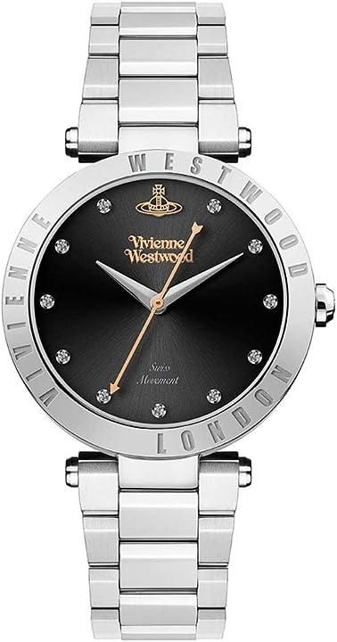 Orologio da donna montagu vivienne westwood vv206bksl