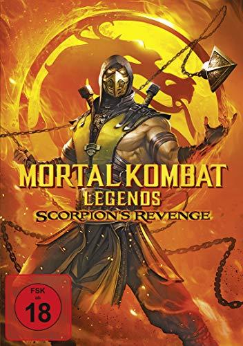 Mortal Kombat Legends: Scorpions Revenge