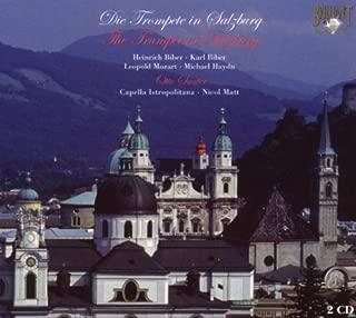 The Trumpet in Salzburg By Otto Sauter Capella Istropolitana Nicol Matt (2008-07-14)