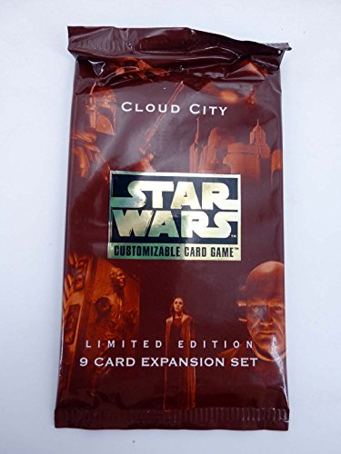 Star Wars Cloud City Booster, 1 Stück, Sprache Englisch