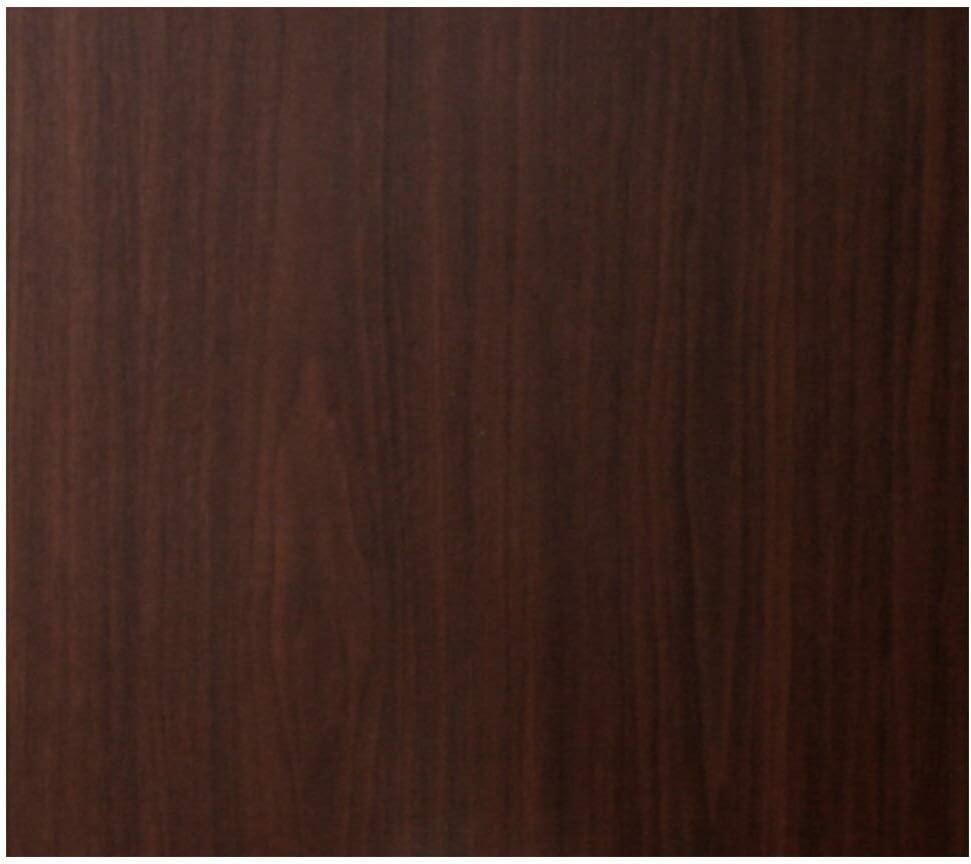 Amazon ケイ ララ 壁紙 木目 シール ウォールナット 幅61cm 1m単位 はがせる 壁紙シール ウォールステッカー リメイクシート 壁紙