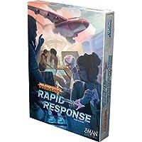 Plaid Hat Pandemic: Rapid Response Board Game