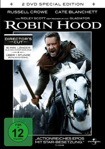 Robin Hood (Director's Cut) (Special Edition) [2 DVDs]