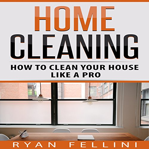Home Cleaning audiobook cover art