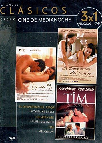 El despertar del amor / Lie With Me (El diario íntimo de Leila) / Tim