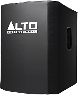 Alto Professional Padded Slip-on Cover for The Truesonic TS218S Powered Subwoofer