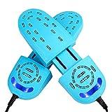 GSTN Secador de Zapatos, Hornear Pies Desodorante Calzado UV...