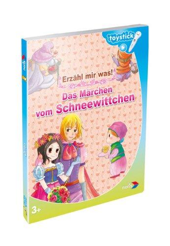 Toystick Buch - Märchenhaft - Das Märchen vom Schneewittchen