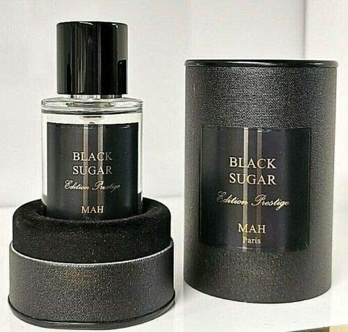 BLACK SUGAR,EDP MAH, 50ML, FABRIQUE EN FRANCE
