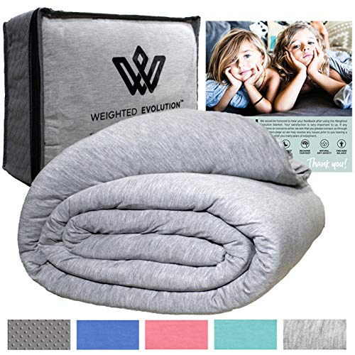 Weighted-evolution-cooling-weighted-blanket-review