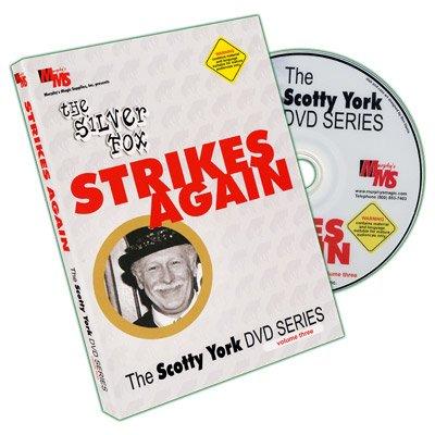Scotty York Vol.3 - Strikes Again - DVD