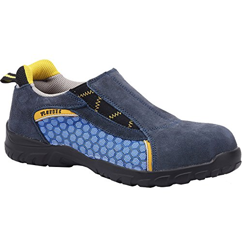 Scarpe antinfortunistiche senza lacci - Safety Shoes Today