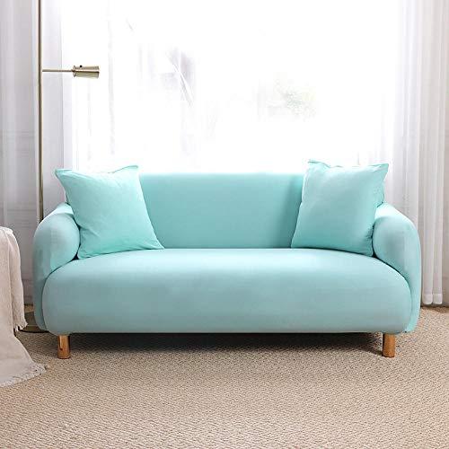 UTDFEOPSG Cubre Sofa Fundas de sofá 2 plazas, Fundas para sofá, Funda elástica, Funda de sofá para Sala de Estar, sofá Individual/Dos/Tres/Cuatro plazas 145-185 cm