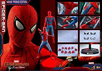 Hot Toys 1/6 Spider-Man Far from Home MMS535 Peter Parker Movie Promo Edition