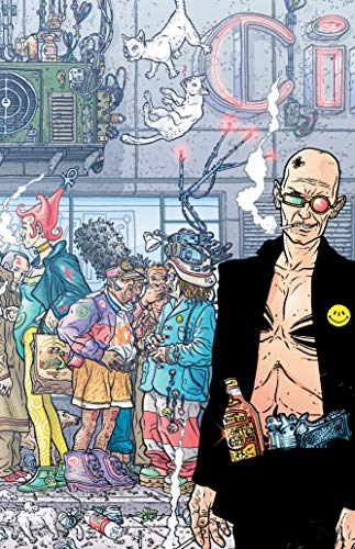 Absolute Transmetropolitan Volume 3