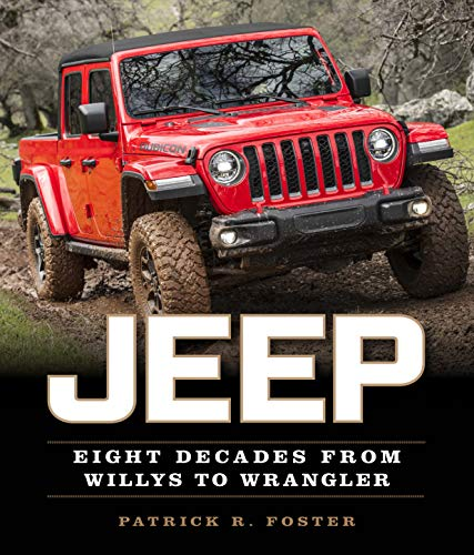 Jeep: Eight Decades from Willys to Wrangler
