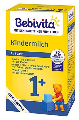 Bebivita Kindermilch 1+, ab dem 1. Jahr, 500g