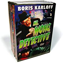 Mr. Wong Detective - Complete Collection: (Mr. Wong Detective / The Mystery of Mr. Wong / Mr. Wong in Chinatown / The Fatal Hour / Doomed to Die / and more)