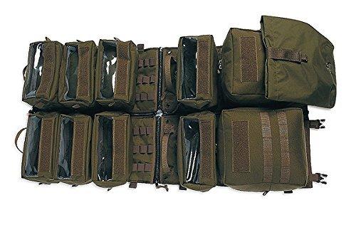 Tasmanian Tiger Medezintasche TT Medic Transporter, Olive, 105 x 53 x 15 cm, 0.1 Liter, 7818