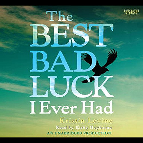 The Best Bad Luck I Ever Had audiobook cover art