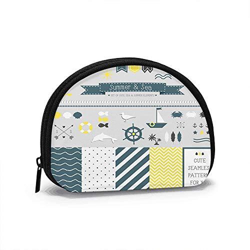 Set Elements Design Sea Summer Kit Nature Monedero Cambio de