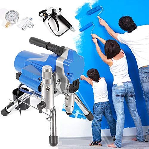 SENDERPICK 395 Airless - Pistola de pintura por inyección profesional, para techos...