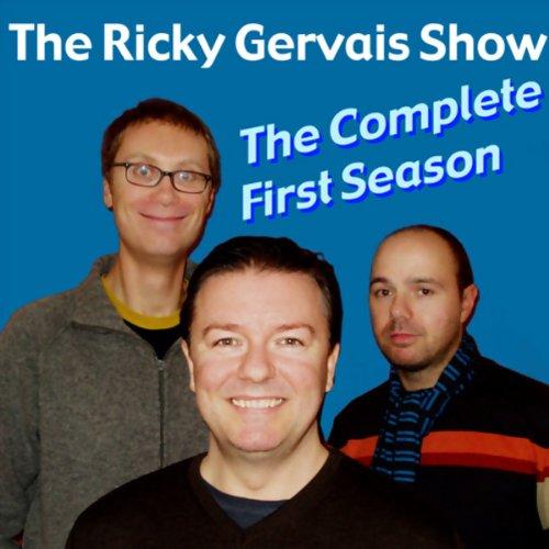 Ricky Gervais Show cover art