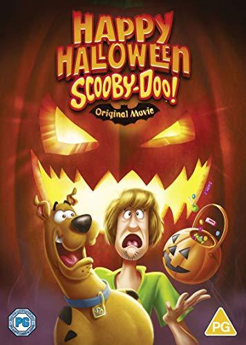 Happy Halloween, Scooby Doo! [DVD] [2020]