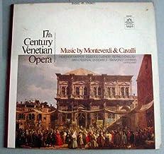 17th Century Venetian Opera: Music By Monteverdi & Cavalli / Heather Harper (Soprano); Gerald English (Tenor); Hugues Cuen...