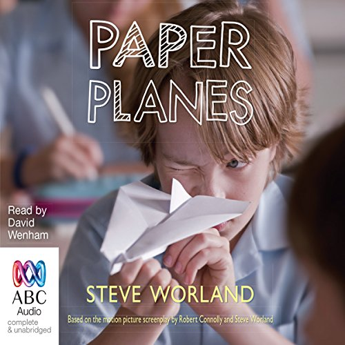 Paper Planes audiobook cover art